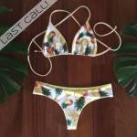 cute pineapple bikini limited edition