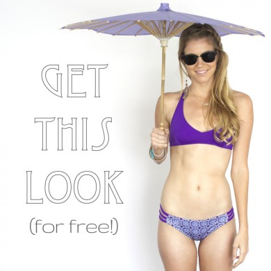 The Seaglass Swimwear Spring Style Giveaway!
